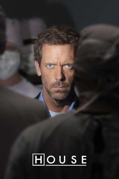 Poster Dr. House - Medical Division