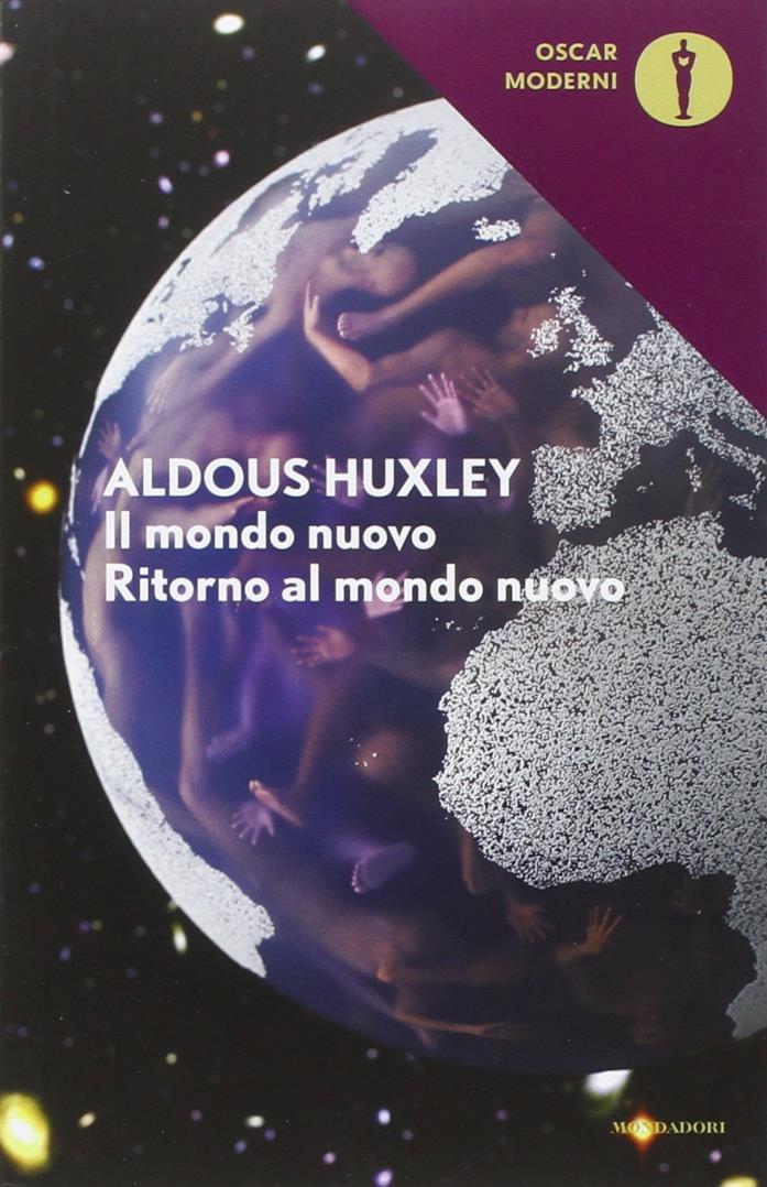 La copertina italiana dell'edizione di Il nuovo mondo