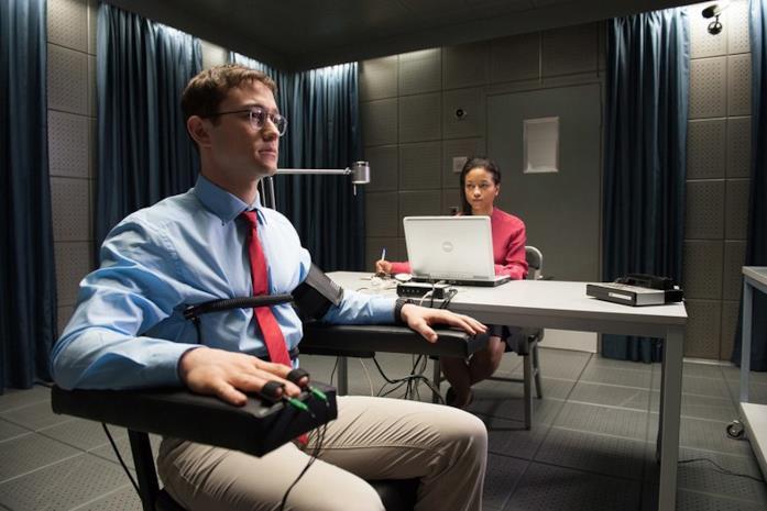 Una sequenza di Snowden