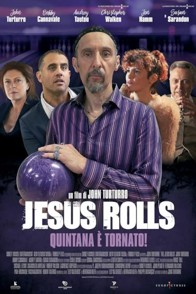 Poster Jesus Rolls - Quintana è tornato!