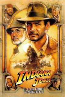 Poster Indiana Jones e l'ultima crociata