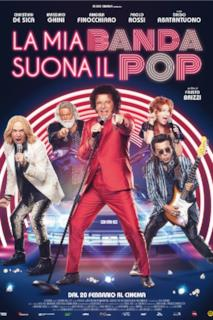 Poster La mia banda suona il pop