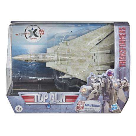 Il box del Transformers di Top Gun