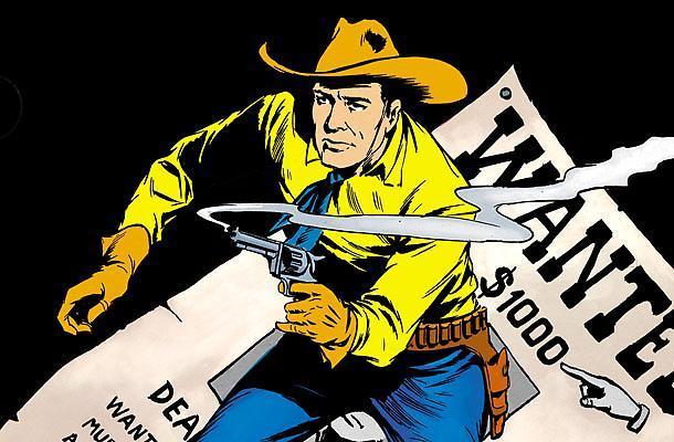 Tex Willer, eroe dei fumetti