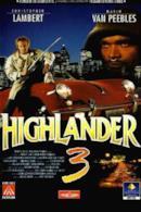 Poster Highlander 3
