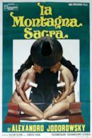 Poster La montagna sacra