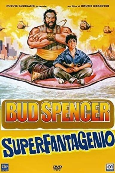 Poster Superfantagenio