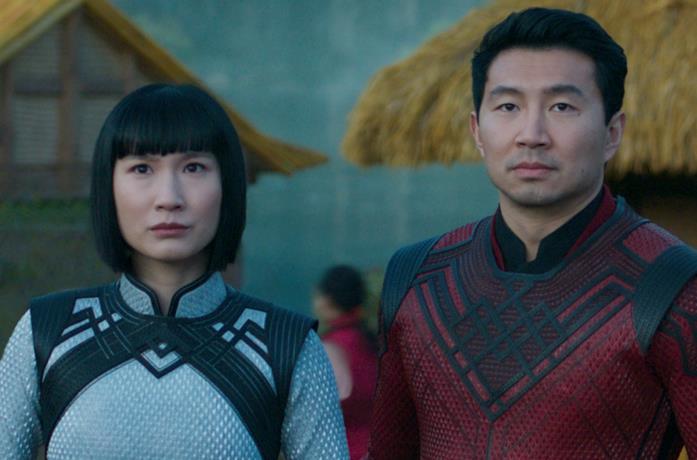 Xialing e Shang-Chi