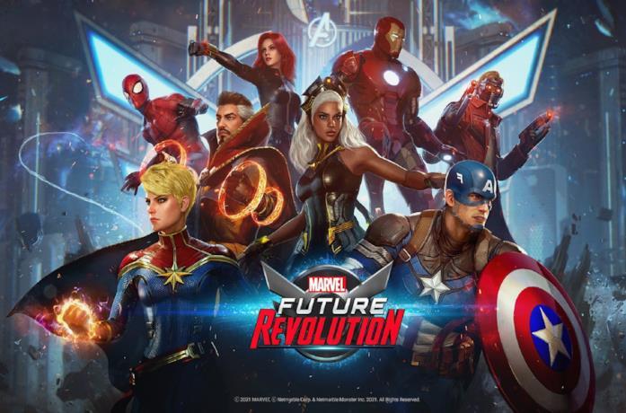 Marvel Future Revolution è gratis su iOS e Android