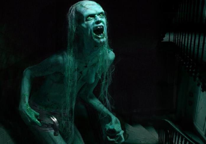 Javier Botet interpreta la posseduta Tristana Medeiros
