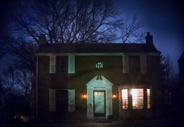 Roland Doe: la sua casa in Missouri