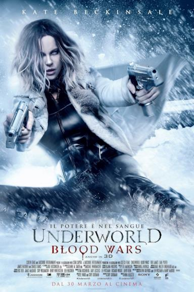 Poster Underworld - Blood Wars