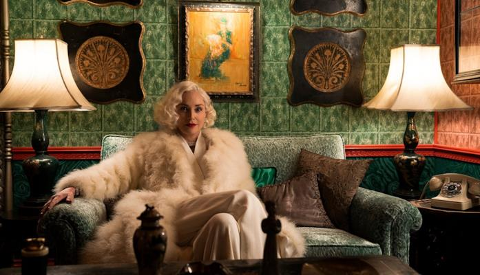 Sharon Stone nella serie Ratched