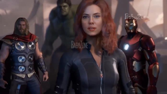 GLi eroi Marvel si preparano a una nuova sfida