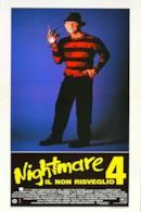 Poster Nightmare 4 - Il non risveglio
