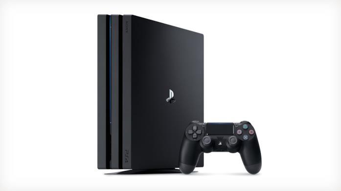 Immagine stampa di PlayStation 4 Pro