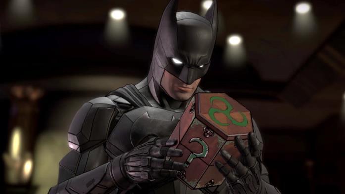 Batman: The Enemy Within uscirà l'8 agosto 2017