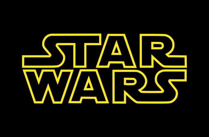 Classico logo di Star Wars