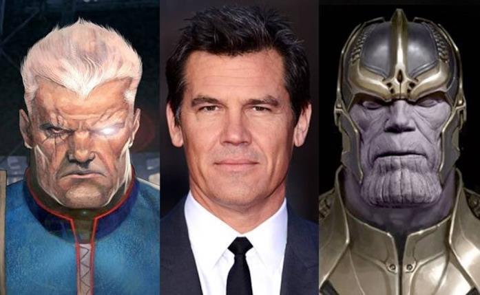 Chi vincerà? Cable o Thanos?