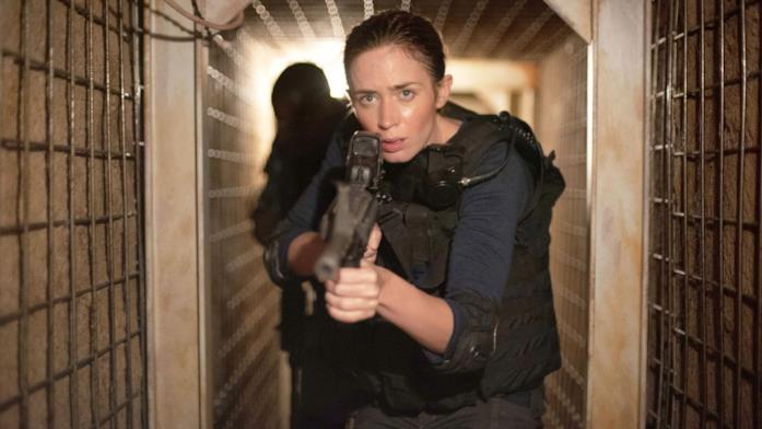 Emily Blunt è l'agente Kate Macer in Sicario