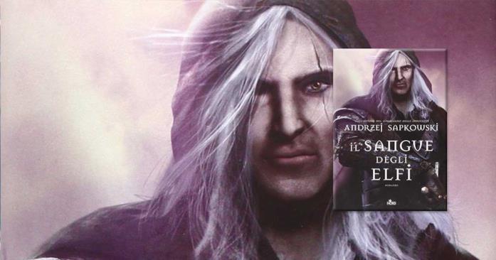 Il sangue degli elfi cover del libro Nord