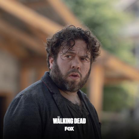 The Walking Dead 9: Luke, l'unico uomo fra i nuovi personaggi