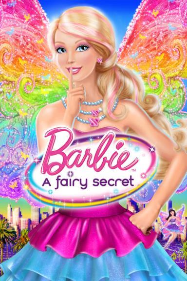 Poster Barbie - Il segreto delle fate