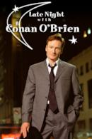 Poster Late Night with Conan O'Brien