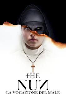Poster The Nun - La vocazione del male