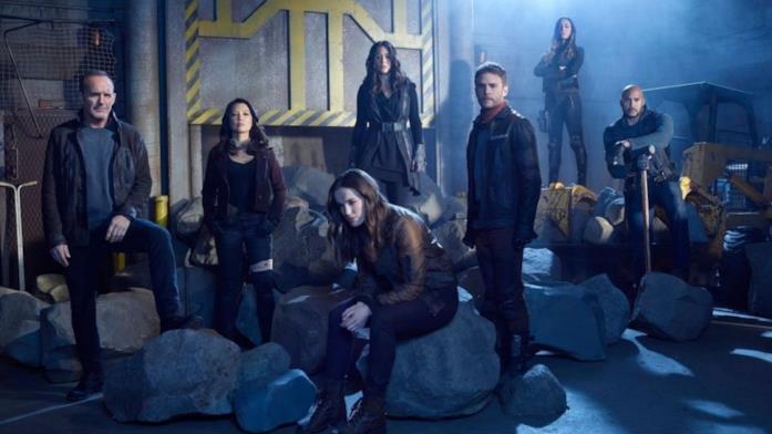 Marvel's Agents of S.H.I.E.L.D. personaggi