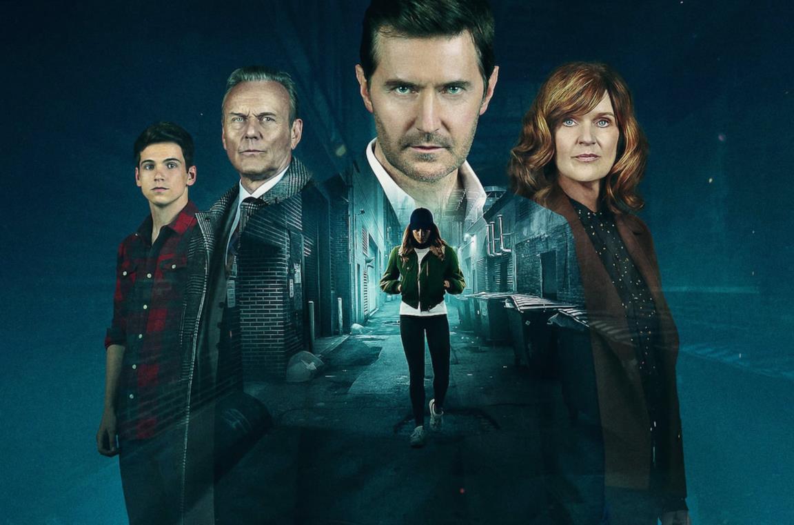 Il cast di The Stranger, tratto dall'omonimo romanzo di Harlan Coben