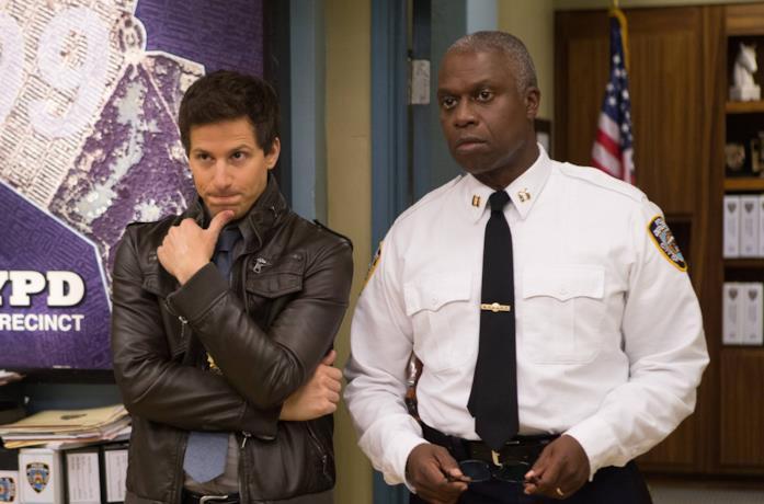 Peralta e Holt non sono contenti