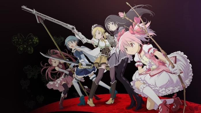 Madoka Magica personaggi