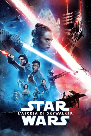 Poster Star Wars: L'ascesa di Skywalker