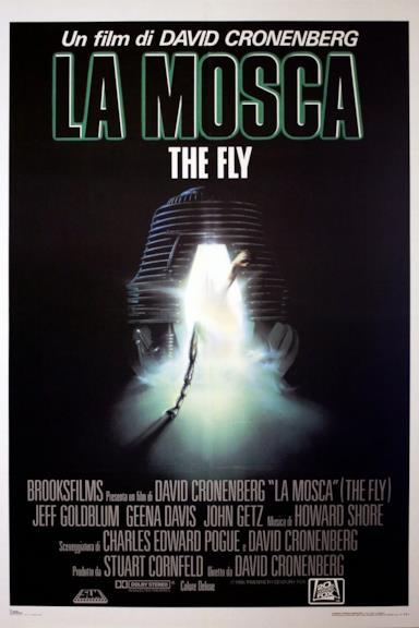 Poster La mosca