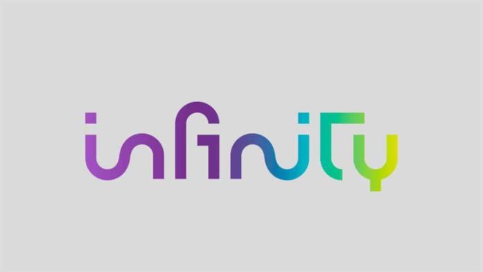 Il logo di Infinity