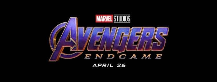 Il logo di Avengers: Endgame è viola e oro come Thanos