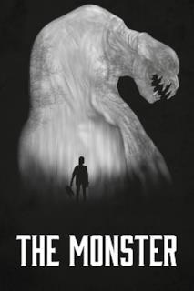 Poster The Monster
