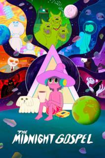 Poster The Midnight Gospel