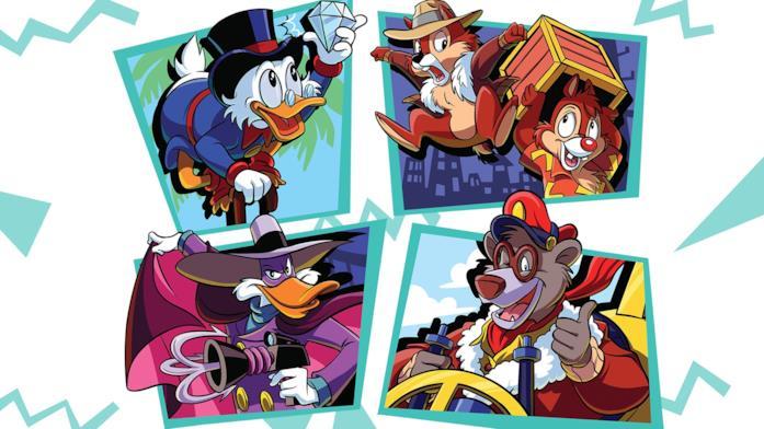 Dai paperi a Cip e Ciop, le migliori serie Disney degli anni 90