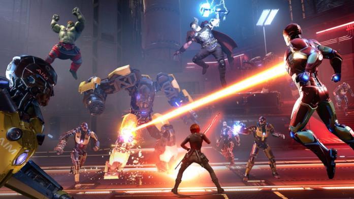 Marvel's Avengers battaglie
