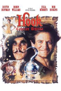 Poster Hook - Capitan Uncino