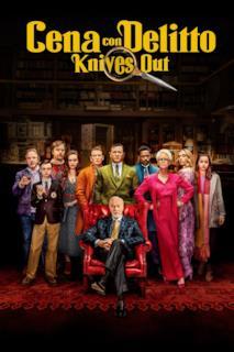 Poster Cena con delitto - Knives Out