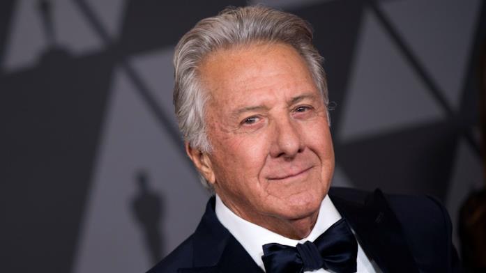 Dustin Hoffman sul red carpet