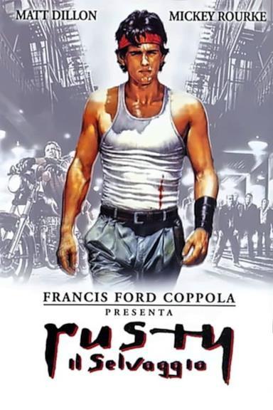 Poster Rusty il selvaggio