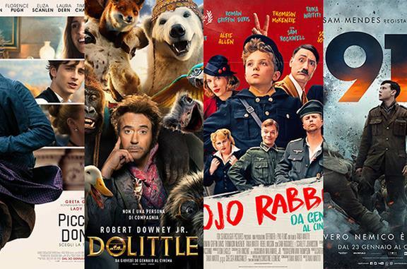 I film in uscita a gennaio 2020: cosa ti aspetta al cinema?