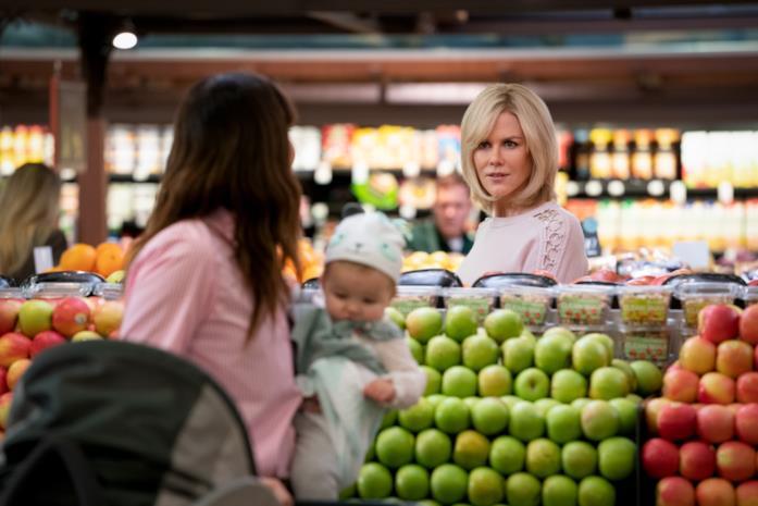 Gretchen incontra un hater al supermercato