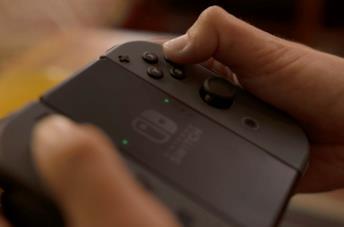 Il pad di Nintendo Switch nel dettaglio