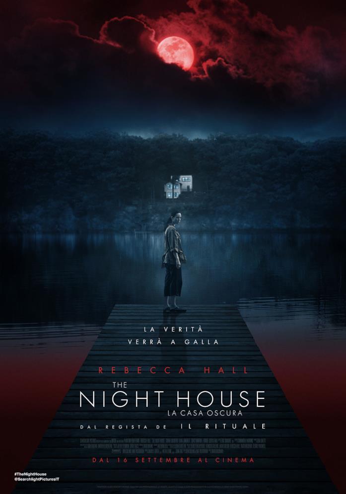 The Night House, il poster del film