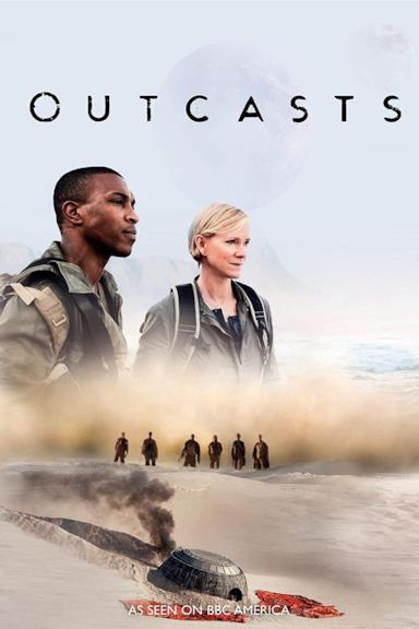 Poster Outcasts